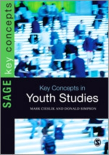 Key Concepts in Youth Studies, Hardback Book
