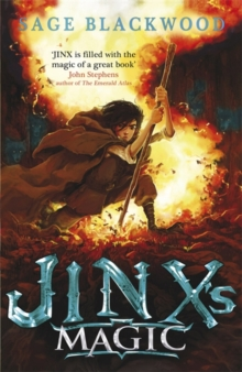 Jinx's Magic, Paperback Book