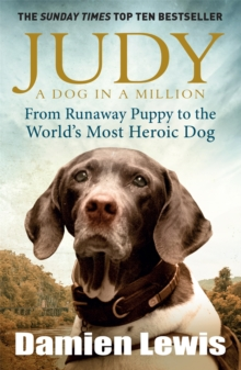 Judy: A Dog in a Million : From Runaway Puppy to the World's Most Heroic Dog, Paperback / softback Book