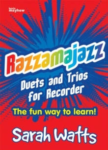 RAZZAMAJAZZ DUETS TRIOS FOR RECORDER, Paperback Book