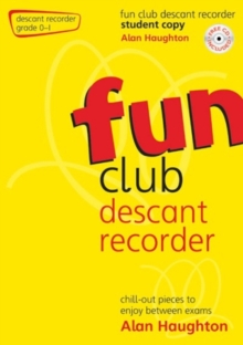 FUN CLUB DESCANT RECORDER GRADE 01 STUDE, Paperback Book