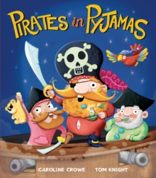 Pirates in Pyjamas, Paperback Book