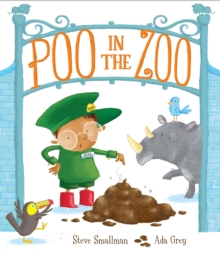 Poo in the Zoo, Paperback Book