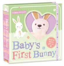 Baby's First Bunny, Mixed media product Book