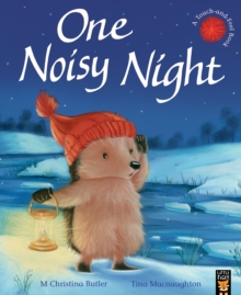 One Noisy Night, Paperback Book