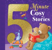 5 Minute Cosy Stories, Hardback Book