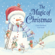 The Magic of Christmas, Board book Book