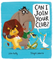 Can I Join Your Club?, Paperback Book