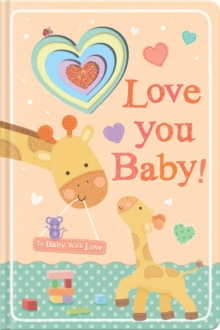 Love You, Baby!, Novelty book Book
