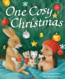One Cosy Christmas, Hardback Book