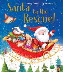 Santa to the Rescue!, Paperback Book