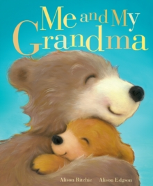 Me and My Grandma, Hardback Book