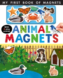 Animal Magnets, Novelty book Book
