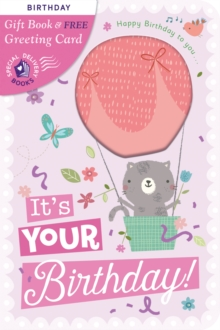 It's Your Birthday!, Novelty book Book