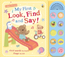 My First Look, Find and Say!, Novelty book Book