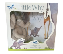 Little Why - Storybook and Soft Toy, Mixed media product Book