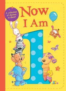 Now I Am 1, Board book Book
