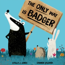 The Only Way is Badger, Hardback Book