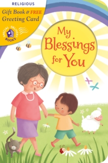 My Blessings for You, Novelty book Book