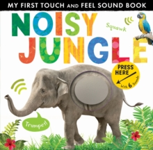 Noisy Jungle, Novelty book Book