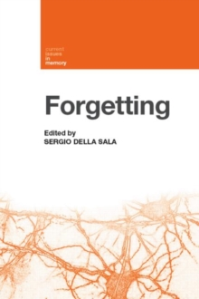 Forgetting, Hardback Book