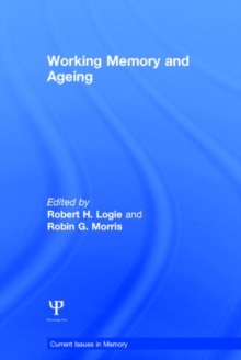 Working Memory and Ageing, Hardback Book