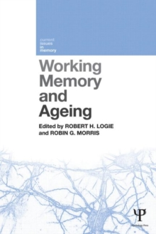 Working Memory and Ageing, Paperback / softback Book