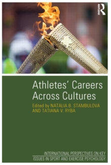Athletes' Careers Across Cultures, Paperback / softback Book