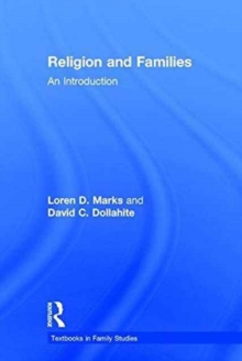Religion and Families : An Introduction, Hardback Book
