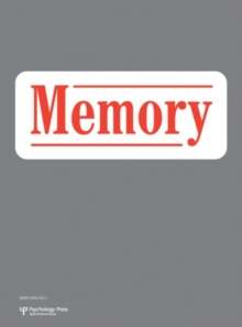 Silence and Memory : A Special Issue of Memory, Paperback / softback Book