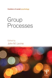 Group Processes, Hardback Book