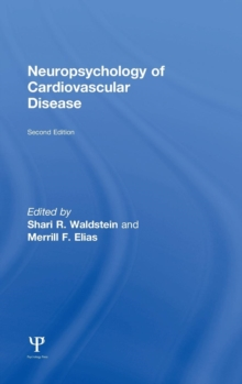 Neuropsychology of Cardiovascular Disease, Hardback Book