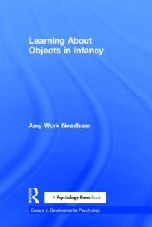 Learning About Objects in Infancy, Hardback Book