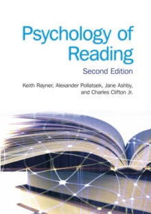 Psychology of Reading : 2nd Edition, Hardback Book