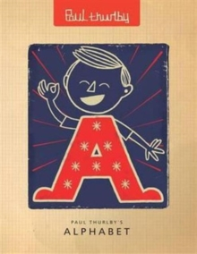 Paul Thurlby's Alphabet, Hardback Book