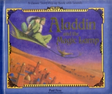 Aladdin and the Magic Lamp : Pop-Up Sound Book, Hardback Book