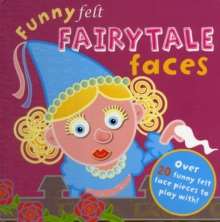 Funny Felt Fairytale Faces, Mixed media product Book