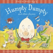 Humpty Dumpty and Other Rhymes, Hardback Book