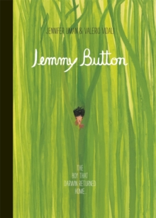 Jemmy Button, Hardback Book