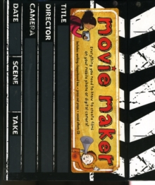 Movie Maker, Hardback Book