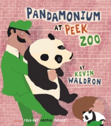 Pandamonium at Peek Zoo, Hardback Book