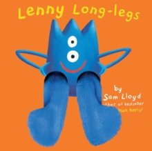 Lenny Long Legs, Hardback Book