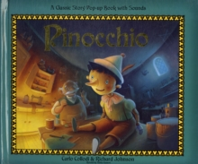 Pinocchio : Pop-Up Sound Book, Hardback Book