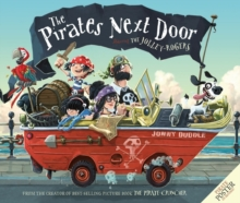 The Pirates Next Door, Paperback Book