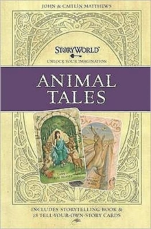 The StoryWorld Cards : Animal Tales, Cards Book