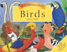 Sounds of the Wild: Birds, Hardback Book