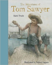 The Adventures of Tom Sawyer : Templar Classics, Hardback Book
