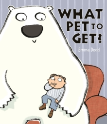 What Pet To Get?, Board book Book