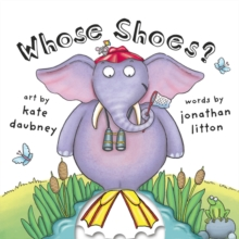 Whose Shoes?, Board book Book