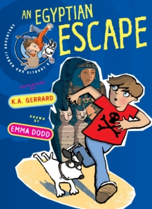 An Egyptian Escape, Paperback Book